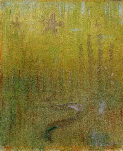Mykolajus Ciurlionis (Čiurlionis) - The Creation of the World 12