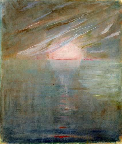 Mykolajus Ciurlionis (Čiurlionis) - The Creation of the World 13