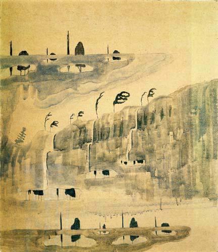 Mikalojus Konstantinas Ciurlionis (Čiurlionis) - Frühlingssonate Nr. 2, Allegro