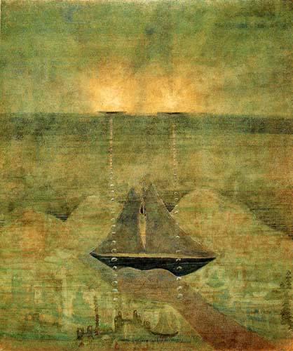 Mykolajus Ciurlionis (Čiurlionis) - Sea Sonata No.5, Andante
