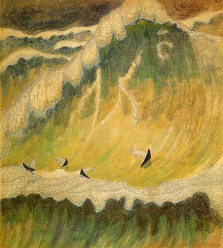 Mykolajus Ciurlionis (Čiurlionis) - Sea Sonata No.5, Finale