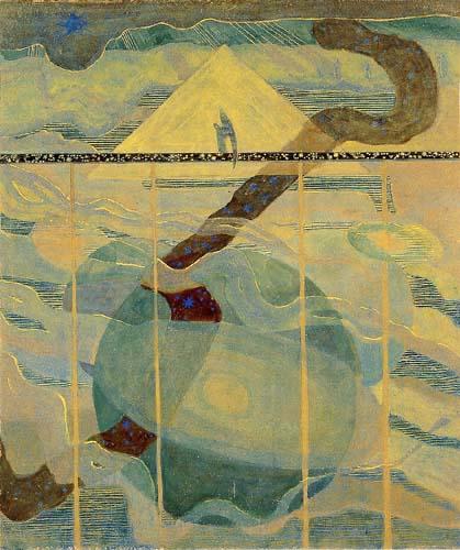Mikalojus Konstantinas Ciurlionis (Čiurlionis) - Sternensonate Nr. 6, Andante