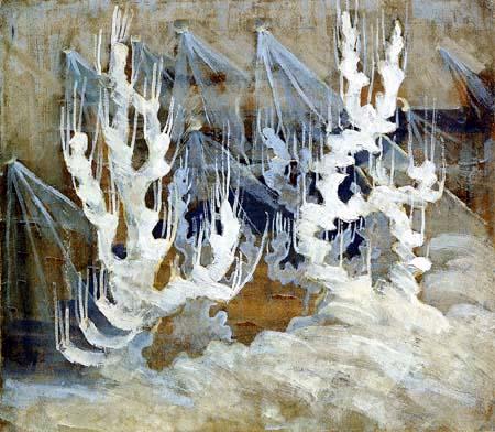 Mykolajus Ciurlionis (Čiurlionis) - Winter 2