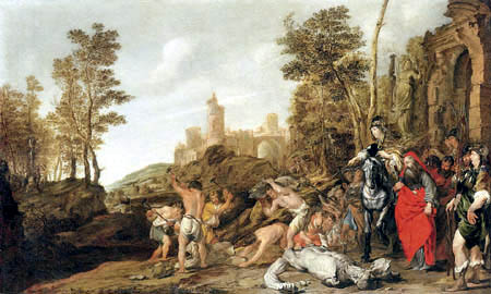 Pieter Jacobsz. Codde - The large Regret