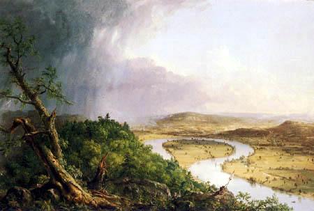 Thomas Cole - Blick vom Mount Holyoke