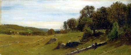 Samuel Colman - The Saw Mill Valley near Ashford Westchester County