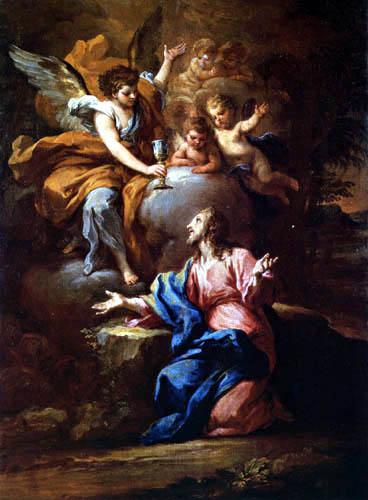 Sebastiano Conca - Christ in the Garden of Gethsemane