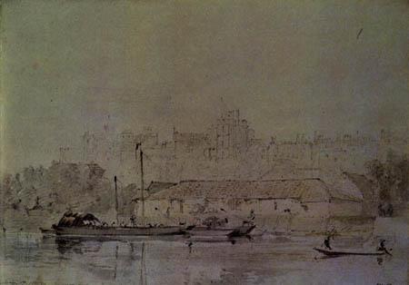 John Constable - Windsor Castle