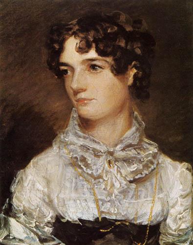 John Constable - Mrs. Constable