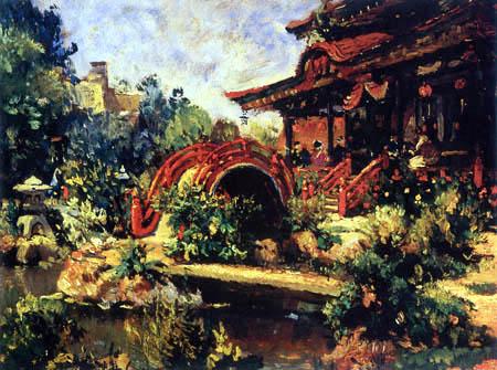 Colin Campell Cooper - Japanese Tea Garden
