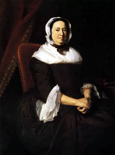 John Singleton Copley - Mrs. Samuel Hill