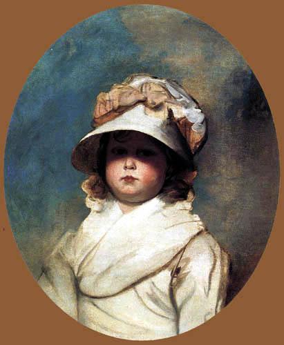 John Singleton Copley - Portrait of Susanna Copley