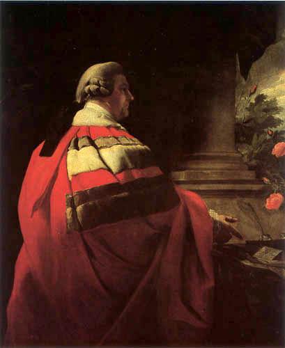 John Singleton Copley - Porträt von John II.