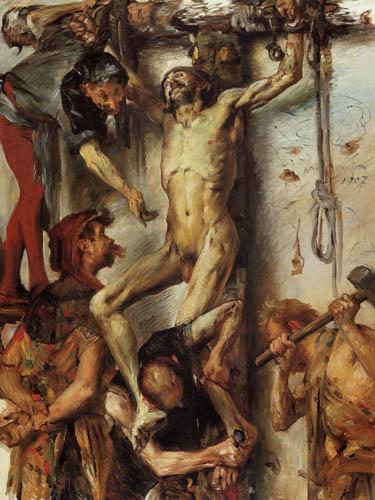 Lovis Corinth - Martyrdom