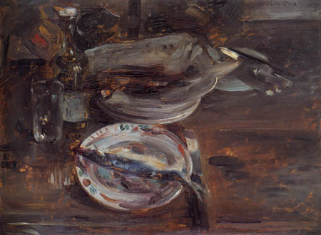 Lovis Corinth - Katerfrühstück