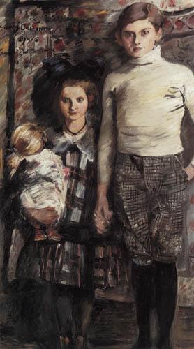 Lovis Corinth - Thomas und Wilhelmine
