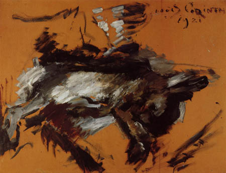 Lovis Corinth - Hare