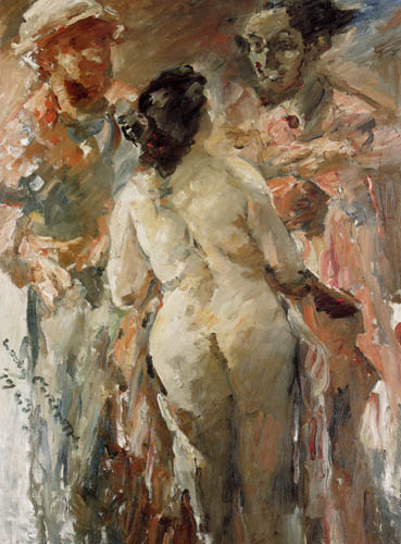 Lovis Corinth - Susanna and the two old men