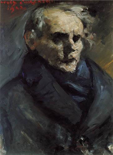 Lovis Corinth - Der Maler Bernt Grönvold