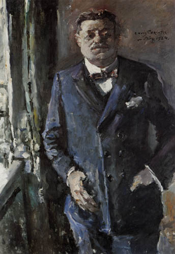 Lovis Corinth - President of the Reich Friedrich Ebert