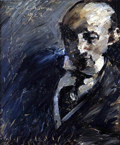 Lovis Corinth - Alfred Kuhn