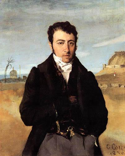 Jean-Baptiste Corot - Francois-Auguste Briard
