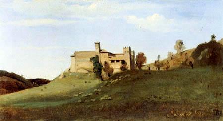 Jean-Baptiste Corot - Casale della Crescenza