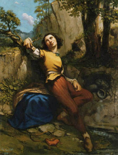 Gustave Courbet - Sculptor