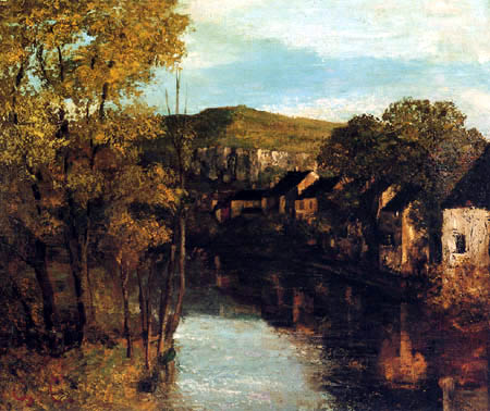 Gustave Courbet - In Ornans