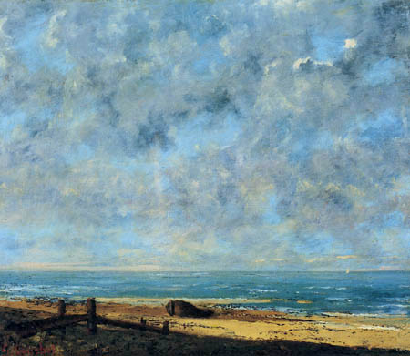 Gustave Courbet - Marine