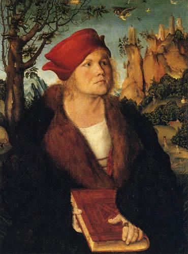 Lucas Cranach the Elder - Dr. Johannes Cuspinian