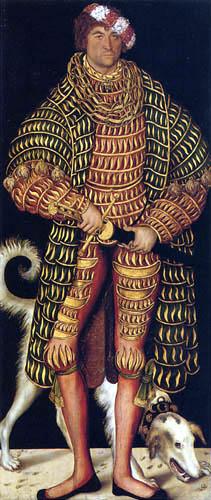 Lucas Cranach the Elder - Herzog Heinrich der Fromme