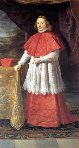 Gaspar de Crayer - Cardinal-Infante Ferdinand of Austria