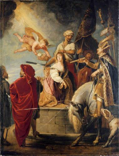 Gaspar de Crayer - The Martyrdom of Saint Dorothea