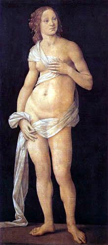 Lorenzo di Credi - Venus