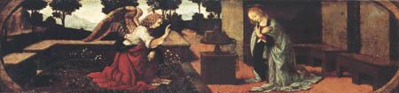 Lorenzo di Credi - Annunciation