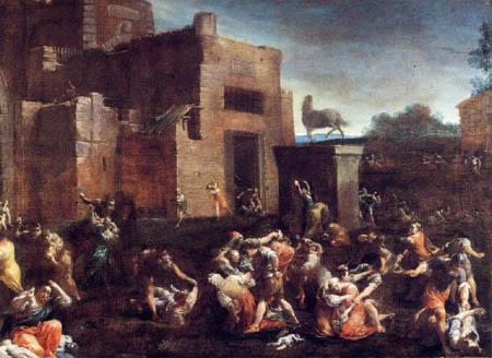 Giuseppe Maria Crespi - The Massacre