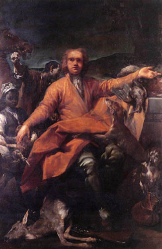 Giuseppe Maria Crespi - The Hunter