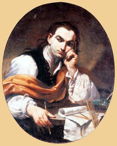 Luigi Crespi - Porträt eines Architekten