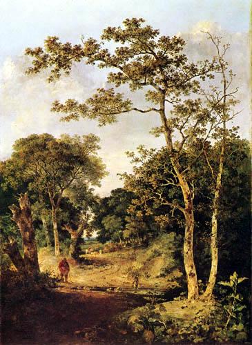 John Crome - Wald von Marlingford