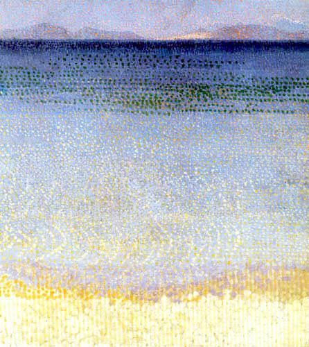 Henri Edmond Cross - Die goldenen Inseln