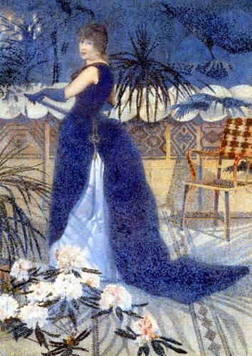Henri Edmond Cross - Madame Hector France