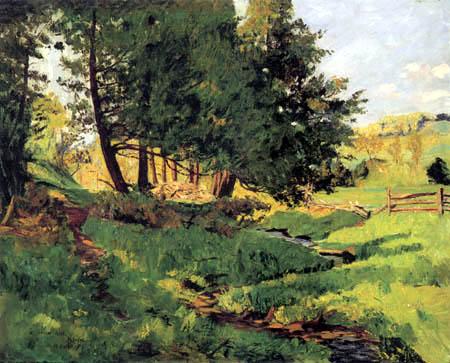 Maurice Cullen - Summer, Beaupré