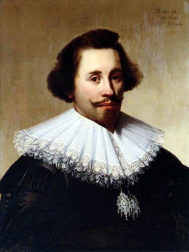 Jacob Gerritsz. Cuyp - Portrait of a Young Man