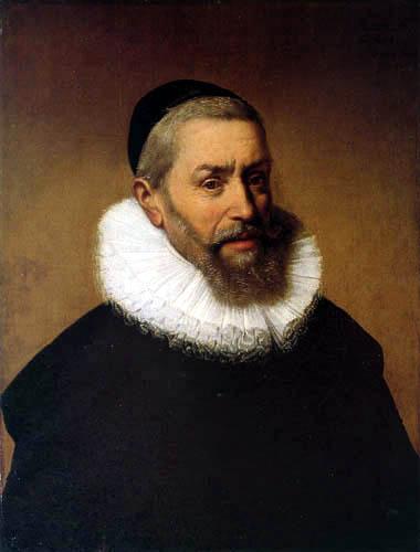 Jacob Gerritsz. Cuyp - Portrait of a Man