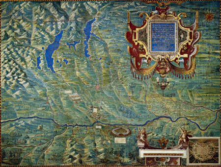 Ignazio Danti - Mediolanensis Ducatus