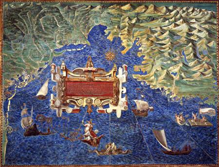Ignazio Danti - Le Forum Iulii