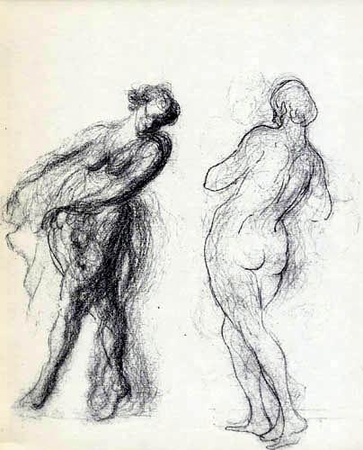 Honoré Daumier - Tänzerinnen