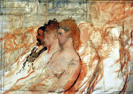 Honoré Daumier - Orchesterplätze