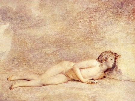 Jacques-Louis David - Der Tod des Joseph Bara